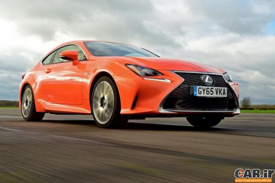 لیست مقدماتی خودروهای 2016!