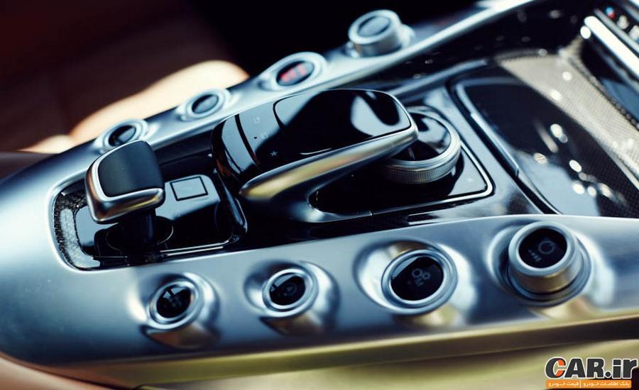 مدل پایه جدید مرسدس-ایامجی GT