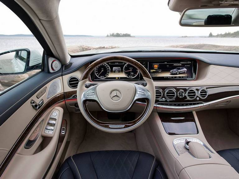 Benz S500