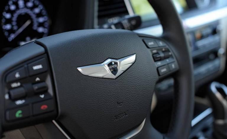 اولین رانندگی با هیوندای جنسیس سدان ۲۰۱۵