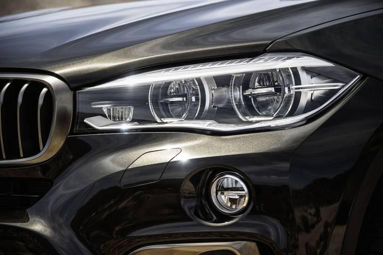 پرده برداری از نسل جدید بامو X6