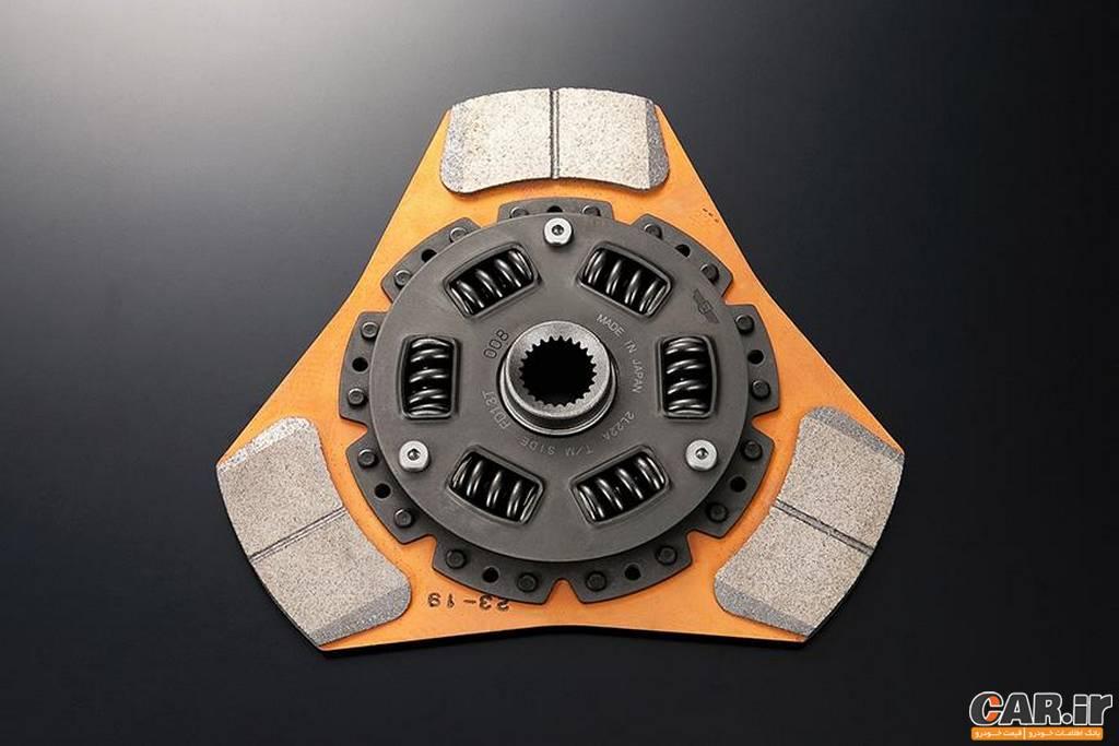 تویوتا-نمای اجزای داخل موتور