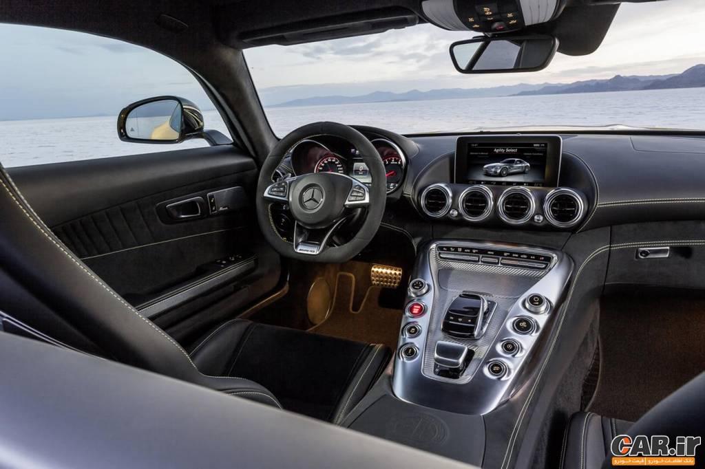 مرسدس AMG -نمای داخل