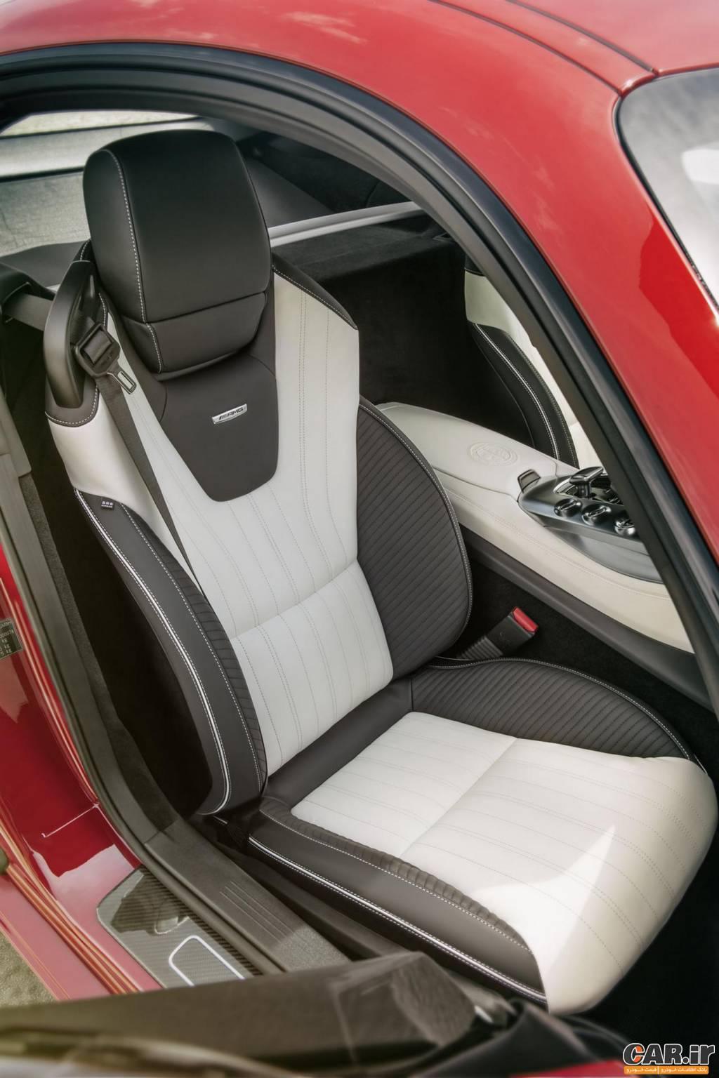 مرسدس AMG -نمای صندلی