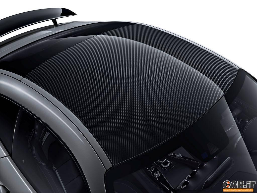مرسدس AMG -نمای چراغ جلو