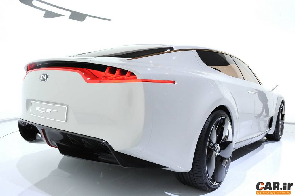 کیا GT -نمای عقب