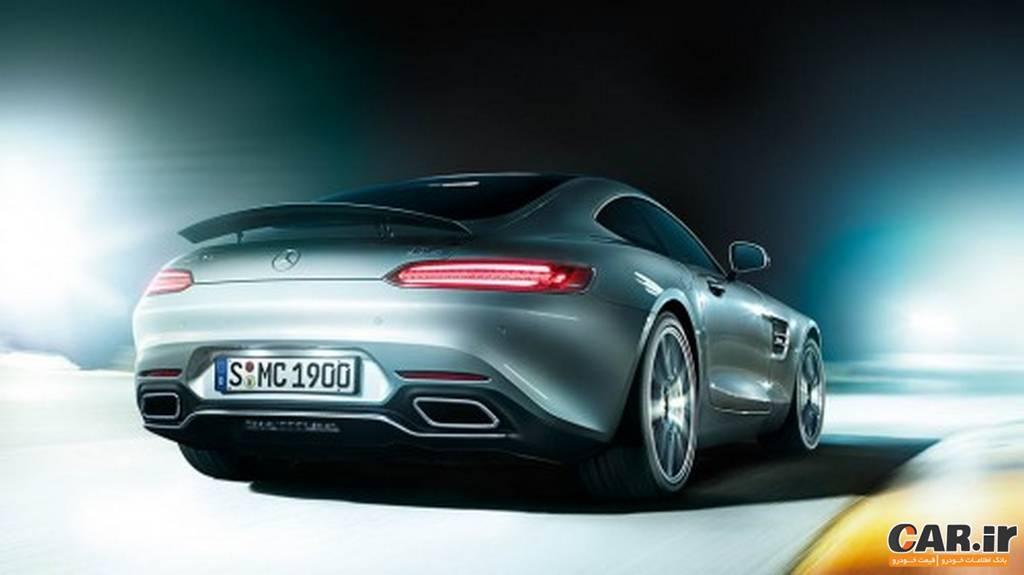 مرسدس بنز AMG GT S