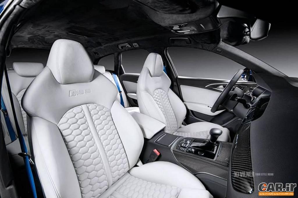 آئودی-نمای صندلی RS6 آوانت