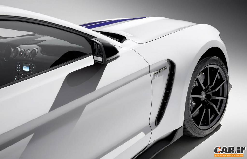 نمای داخل-شلبی GT350-نمای بدنه جلو