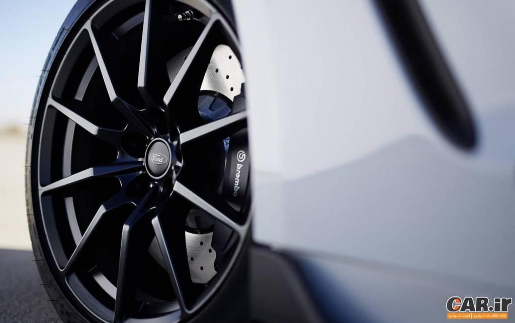 شلبی GT350-نمای چرخ