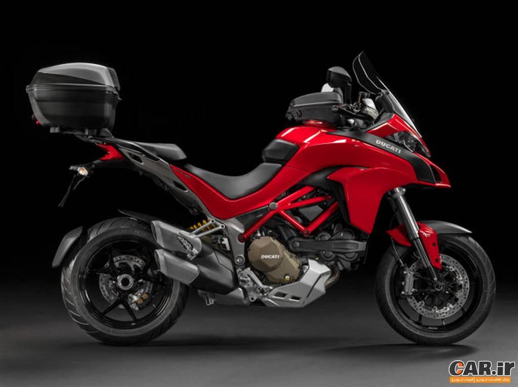 موتورسیکلت مالتی استرادا