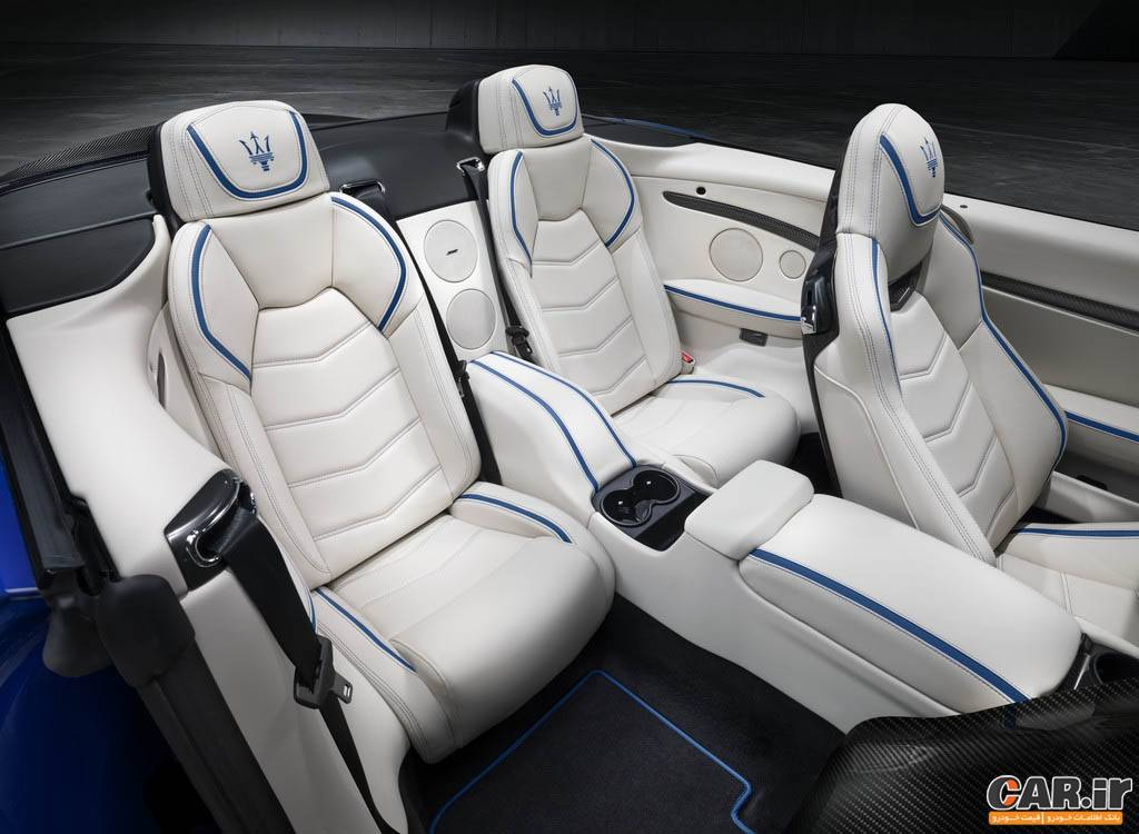 Maserati grancabrio mc centennial