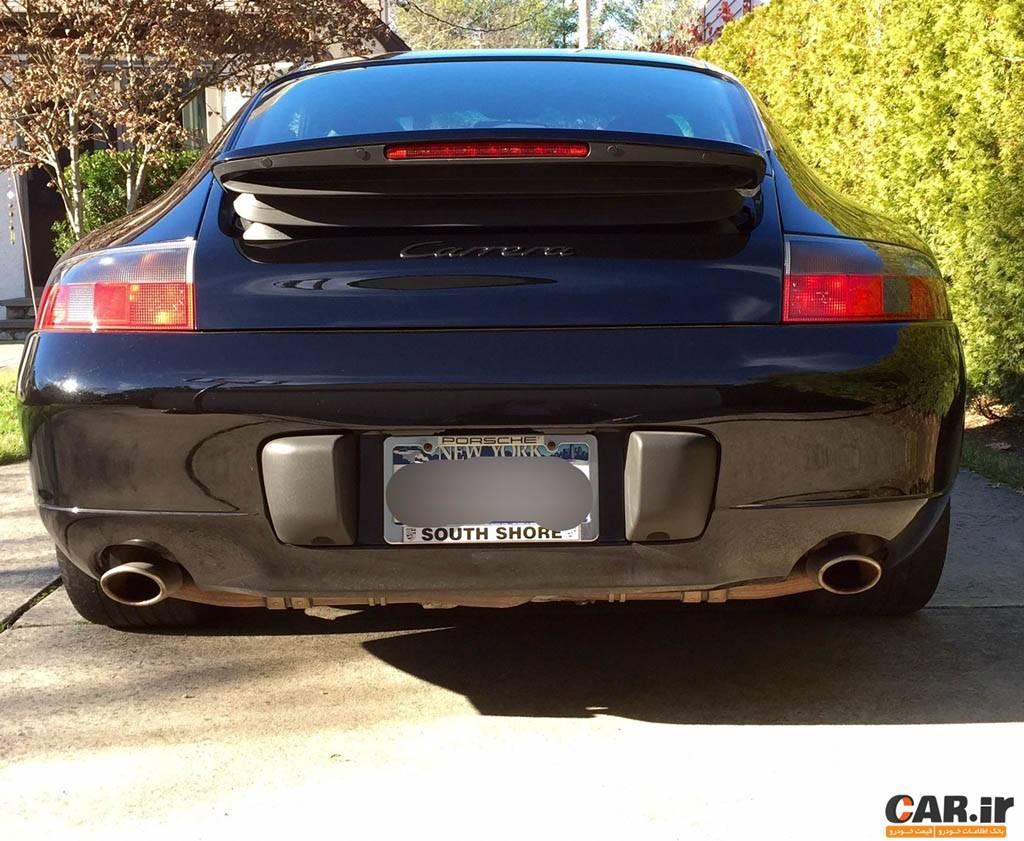 911 C2 مدل 2001
